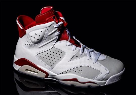 """Detailed Look At The Air Jordan 6 """"Alternate"""""""