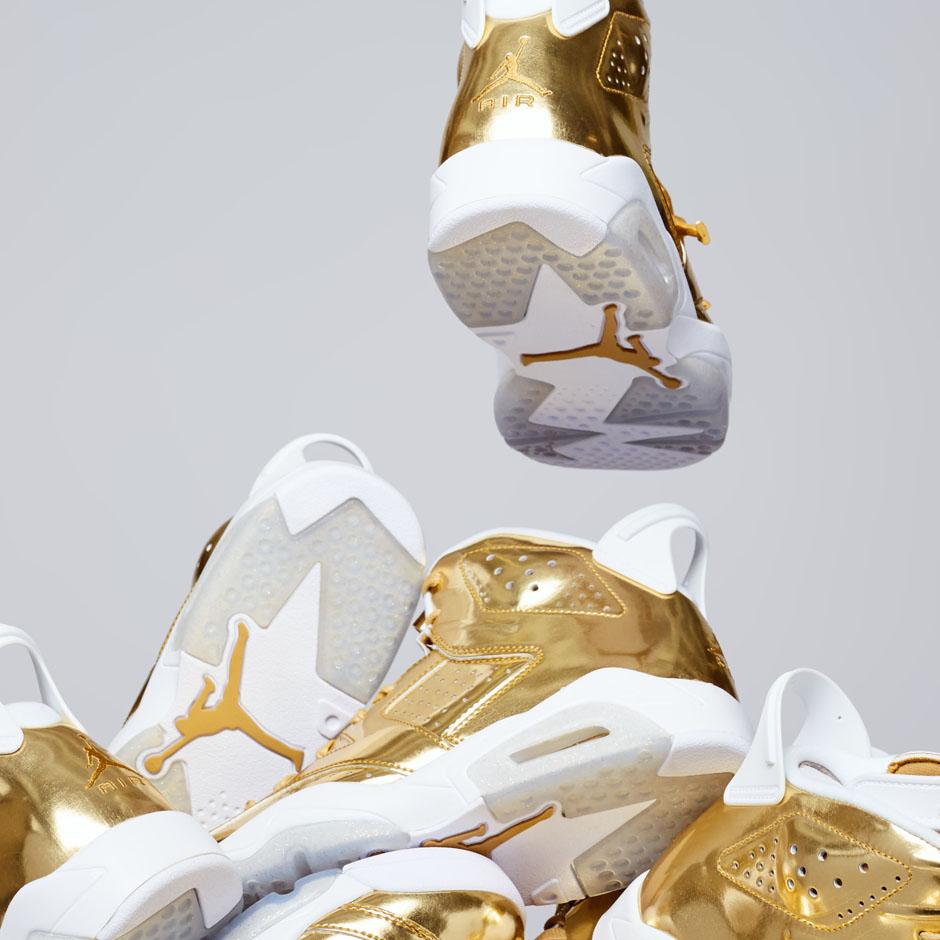 c5cb19dca28 Air Jordan 6 Pinnacle Release Date 854271-730 | SneakerNews.com