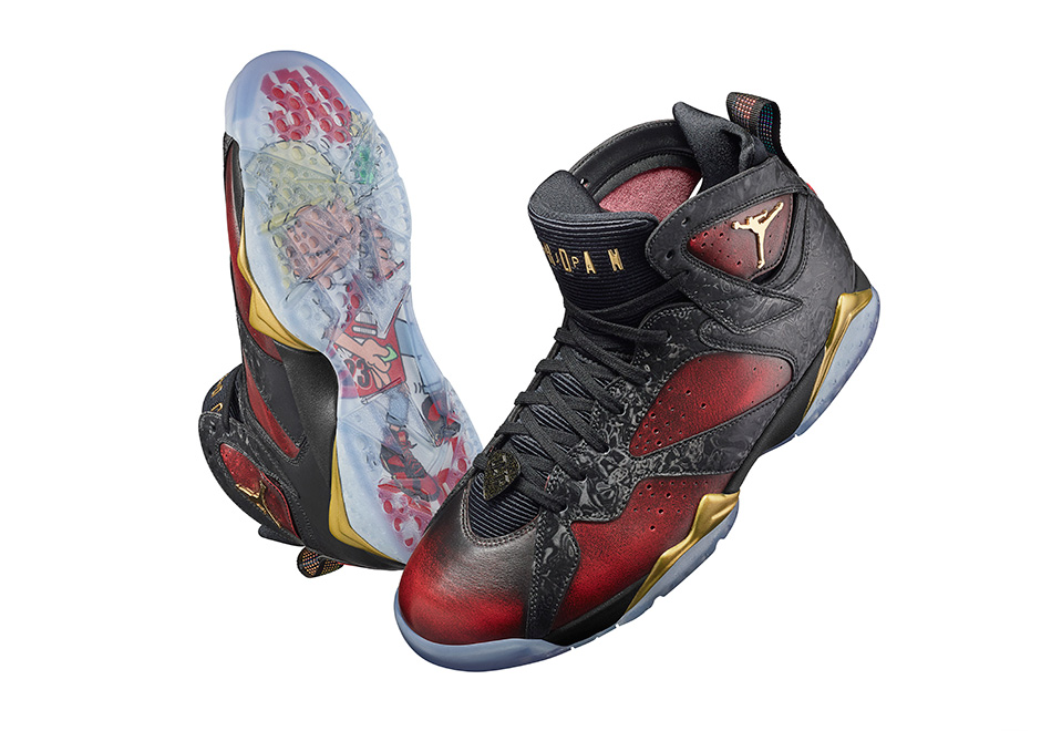 Air Jordan 6 Retro Nike Freestyle Doernbecher