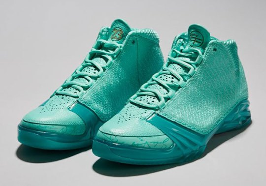 """The SoleFly x Air Jordan XX3 """"Florida Marlins"""" Releases On October 22nd"""