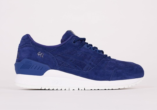 """ASICS """"Virtual Space"""" Pack Brings Tonal Suede To Classic Runners"""