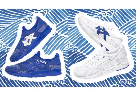 colette Designs Two ASICS GEL-Lyte V Releases For Japan Fashion Week
