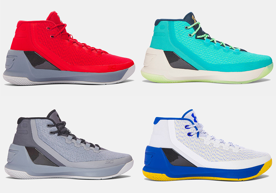 curry 3 low release date