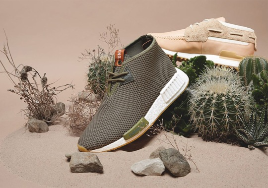 END And adidas Consortium Bring Saharan Africa To Life With Upcoming Collaboration
