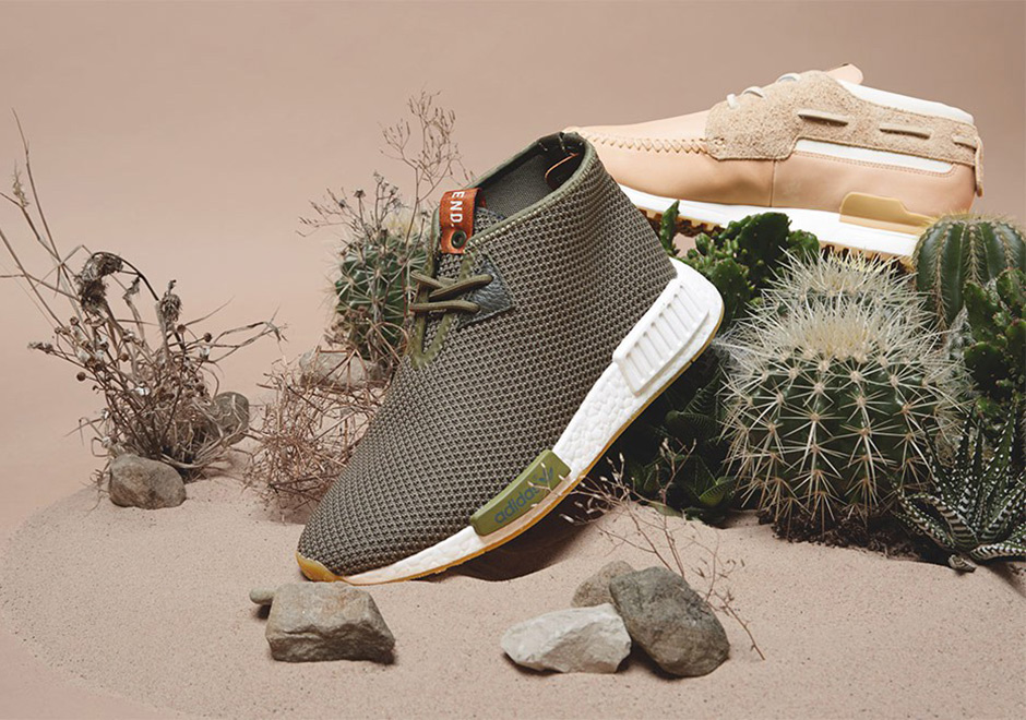 15733100f6af9 END x adidas Consortium NMD Chukka + ZX700 Boat