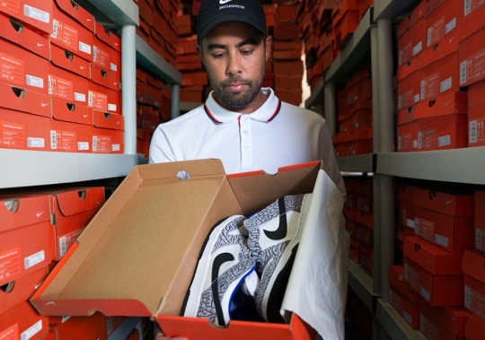Eric Koston Recalls The First Supreme Dunk And Other Orange Box Classics