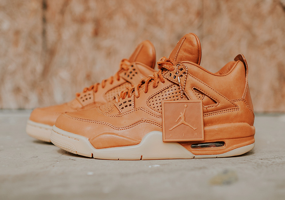 thoughts on buy good factory outlets Jordan 4 Premium Ginger Release Date 819139-205 ...