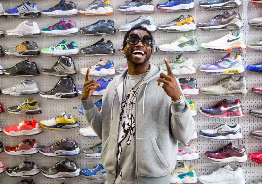Gucci Mane Explains How His Weight Loss Affects His Sneaker Game