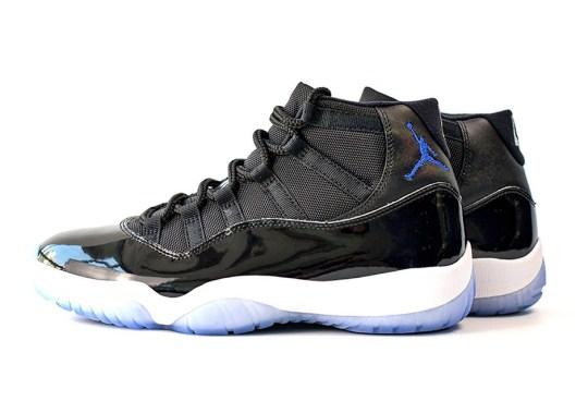 """The Return Of The Air Jordan 11 Retro """"Space Jam"""""""