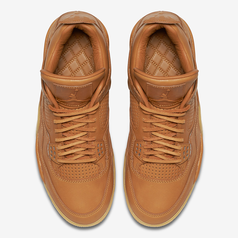 special sales new products detailed look Air Jordan 4 Ginger 819139-205 | SneakerNews.com