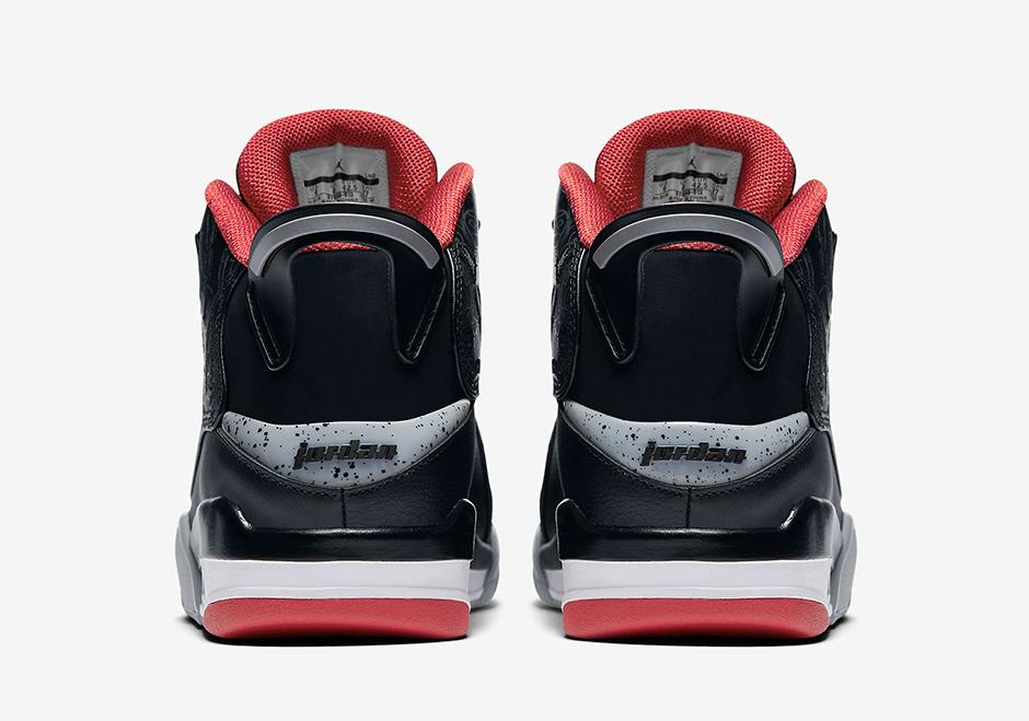 "5b9b7df86c1 JORDAN DUB ZERO ""Bred"". Color  Black Gym Red-Cement Grey-White Style Code   311046-013. Price   185"