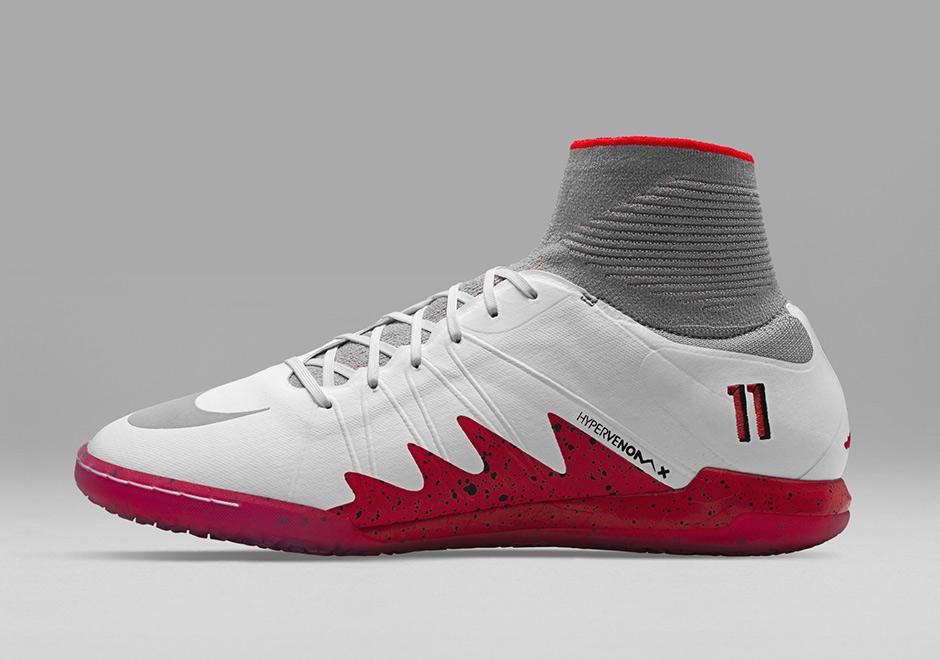 feef1f7a867e Jordan Neymar Fire Red Collection