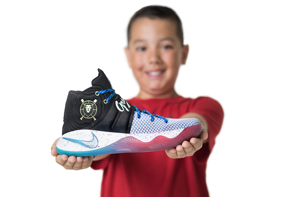 sports shoes d62a5 c1147 Nike Kyrie 2 Doernbecher