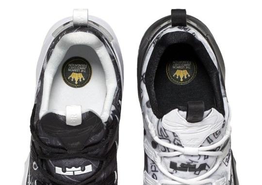 2d954711117 The LeBron James Foundation x Nike LeBron 13 Low