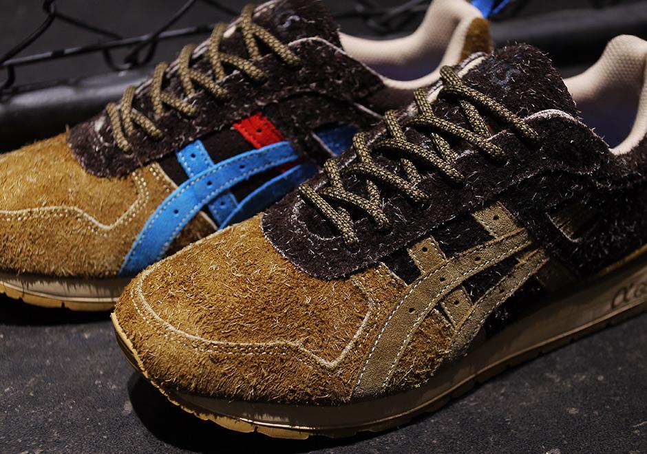 watch 0bd8d b4a04 mita sneakers x ASICS GT-II Squirrel   SneakerNews.com