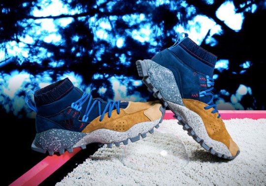 The mita sneakers x adidas SEEULATER Drops This Weekend