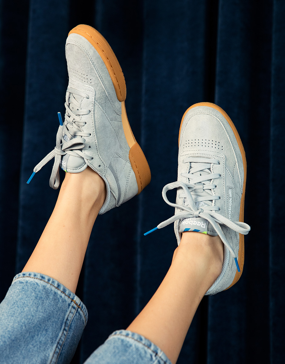 c9fc8fd7e5a56a Naked Reebok Club C Suede Colorways