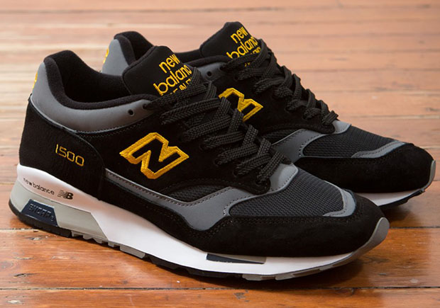 new balance 1500 made in uk in clean black and grey