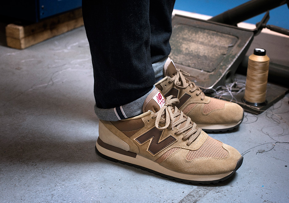 new balance 770. new balance brings back original colorways of the 770 sneaker news