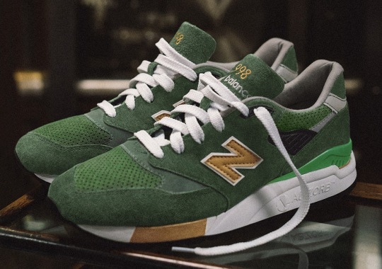 The Next New Balance Collaboration With J. Crew Is Money, Figuratively