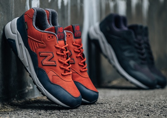 New Balance Brings Gore-Tex Back To The MT580
