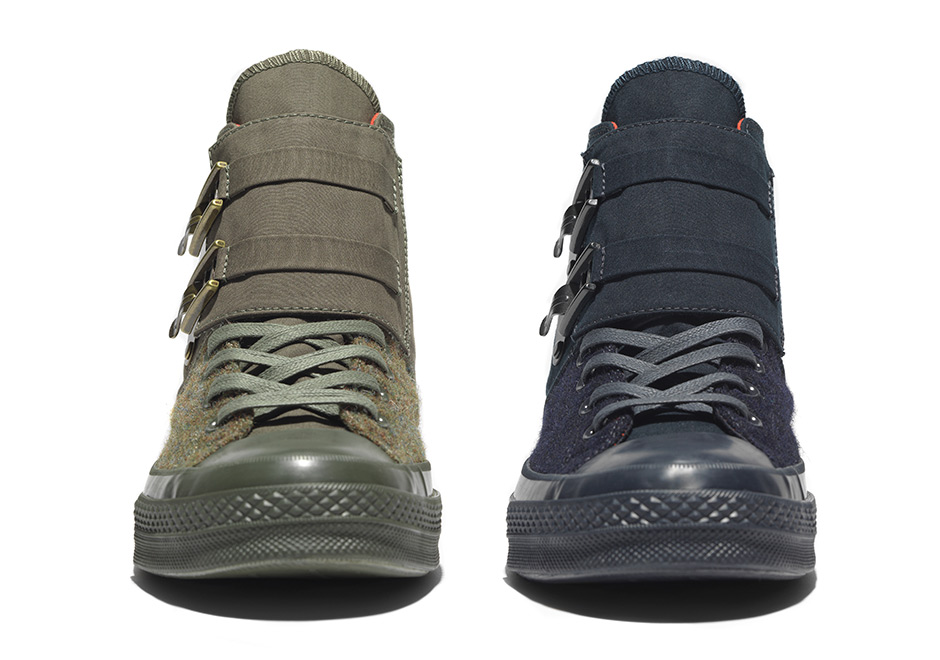 9a15561bc068f6 Nigel Cabourn x Converse Chuck Taylor Hi 70 s. Release Date  October 28th