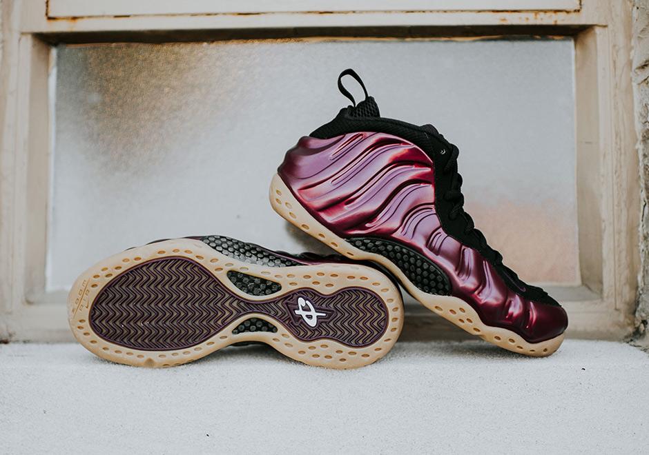 online retailer c8bcf d3236 Nike Foamposite Night Maroon 314996-601 - Best Photos ...