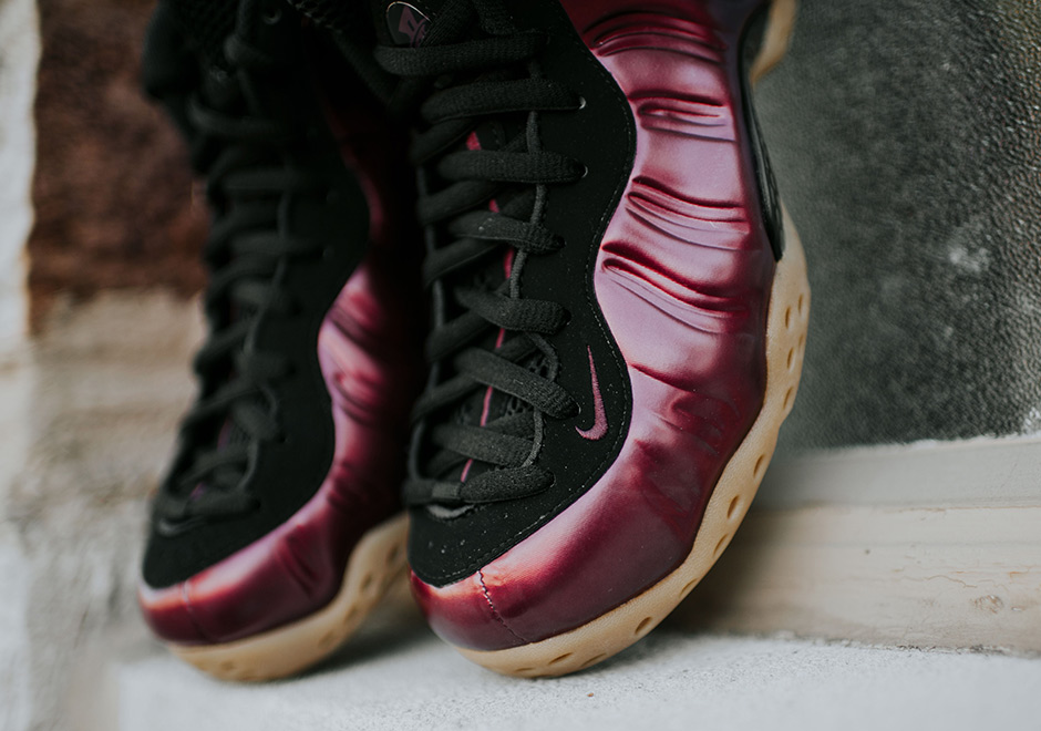2630c953dfaef Nike Foamposite Night Maroon 314996-601 - Best Photos