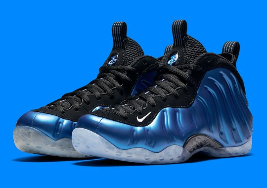 The Nike Air Foamposite One XX Releases In January