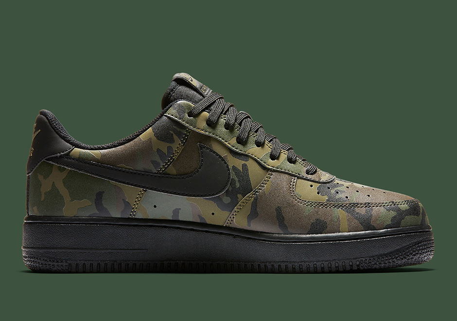 d43a698c4e4 Nike Air Force 1 Low Reflective Camo 718152-203