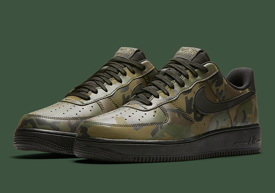 nike air force 1 reflective camo price nz