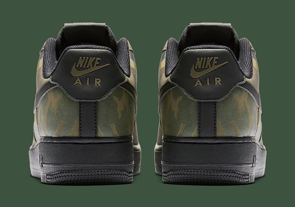 90757729f2fa Nike Air Force 1 Low Reflective Camo 718152-203