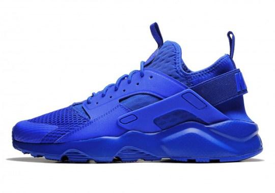 "Nike Air Huarache Ultra ""Racer Blue"""