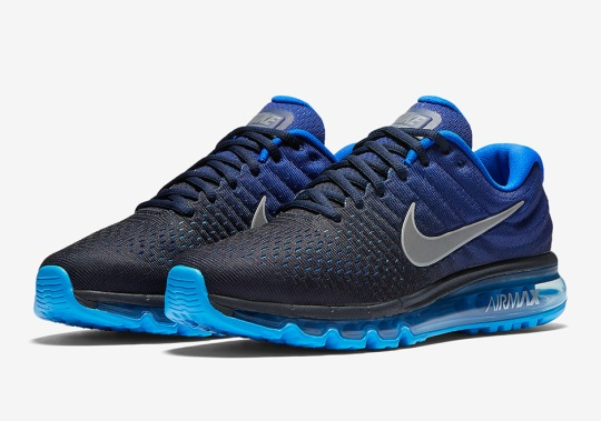 First Look At The Nike Air Max 2017