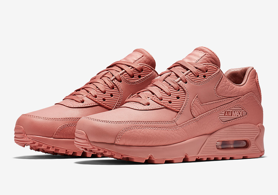 Nikelab Air Max 90 Pinnacle Rose Pink 839612 601