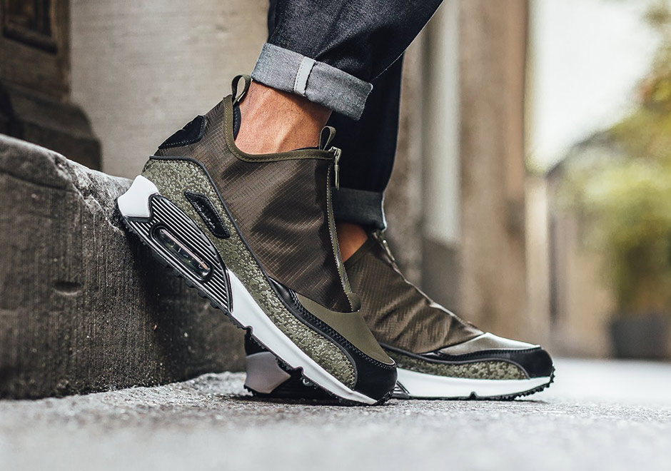 6c5879952030 The Nike Air Max 90 Utility Appears In Olive
