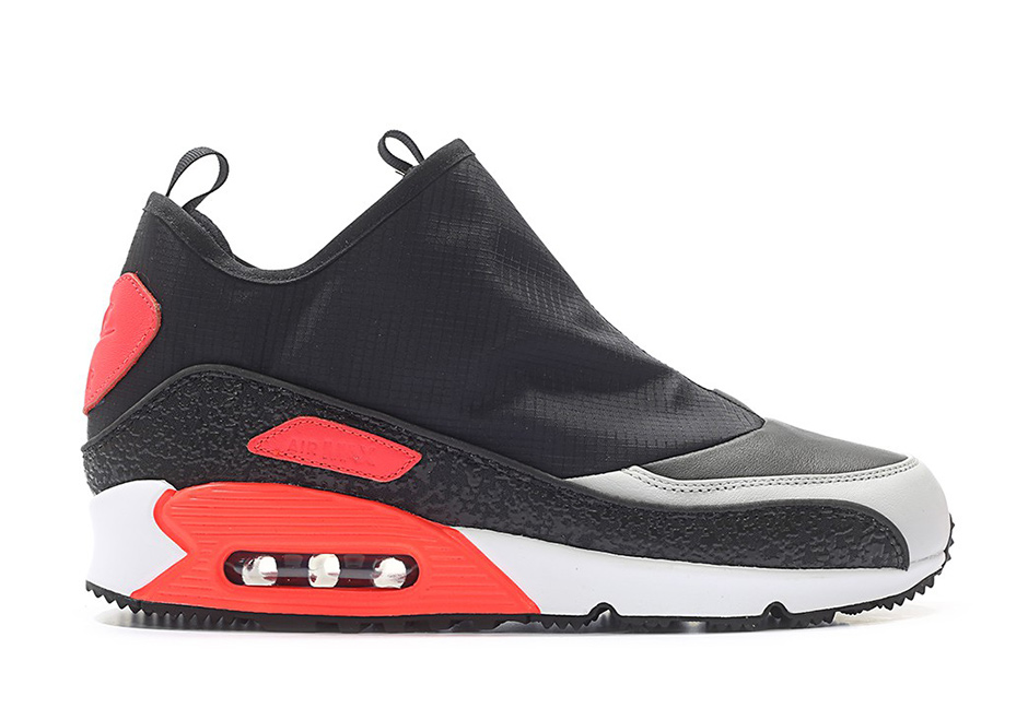Air Max 90 Nouvelles Chaussure Infrarouge Nmd