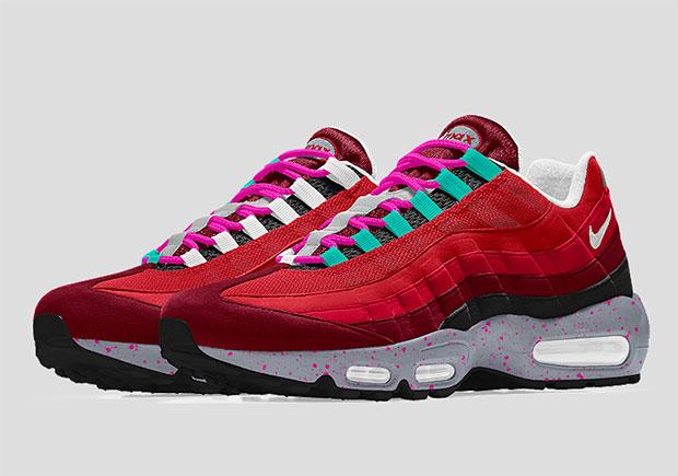 Air Max 95 Shoes. Nike ID