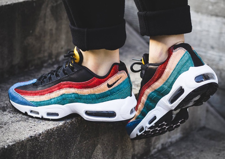 599ee7c709231f Nike Air Max 95 Multi Color Release Date 807443-003