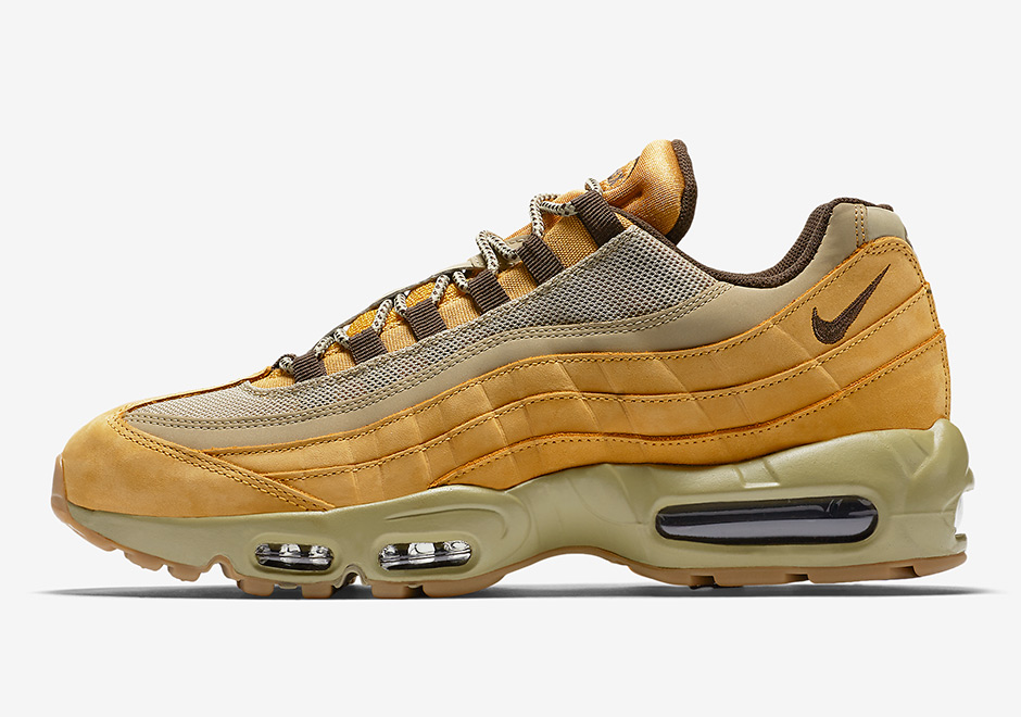 best website 381fc db864 Nike Air Max Wheat Collection 2016  SneakerNews.com