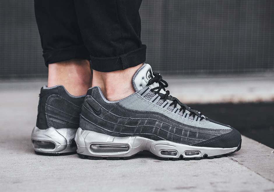 info for a3c3a 470a6 Nike Air Max 95 Wolf Grey Suede 538416-002 | SneakerNews.com