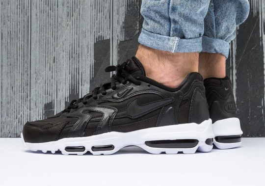 The Nike Air Max 96 II XX Releases In Black And White