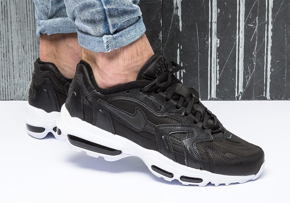 82496f11 nike air max 96 white black shoes for men