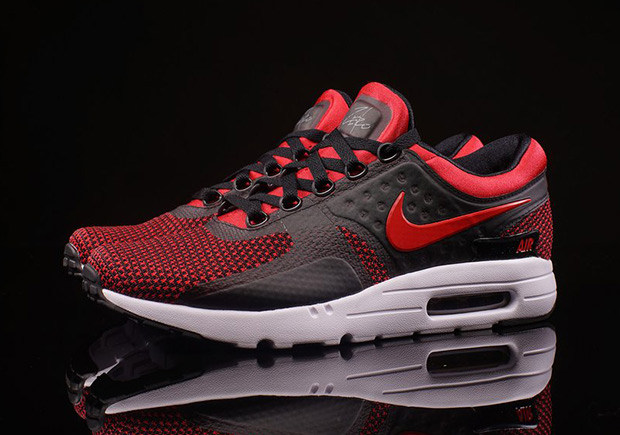 "the latest 1533c b0c7d Nike Air Max Zero ""Bred"" – Available"