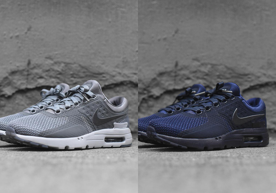 Nike Releases Two New Air Max Zero Colorways For Fall Winter 2016 e829a45fd861