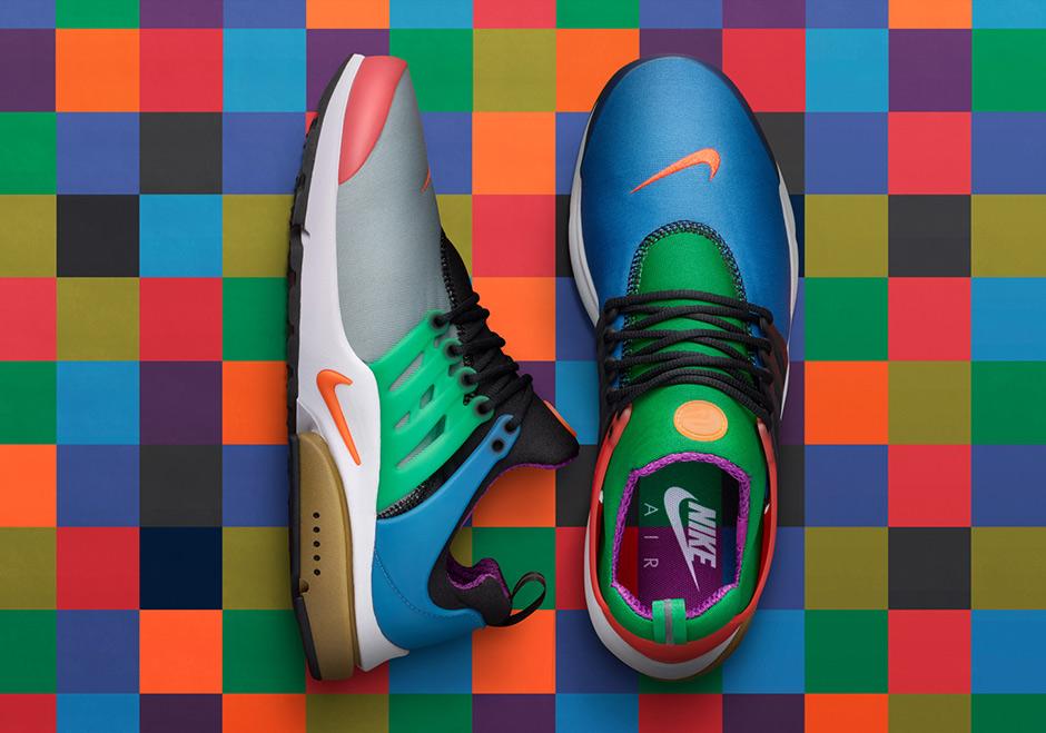 Nike Air Presto Greedy Release
