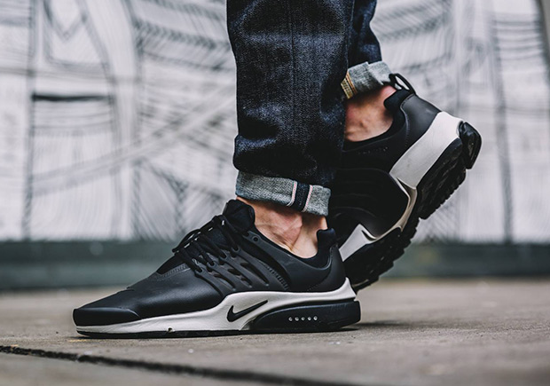 sports shoes 33ab6 25816 The new version of the Nike Air Presto thats ready to battle the wet fall  and winter weather ahead, the Presto Utility, is arriving now in its low-top  ...