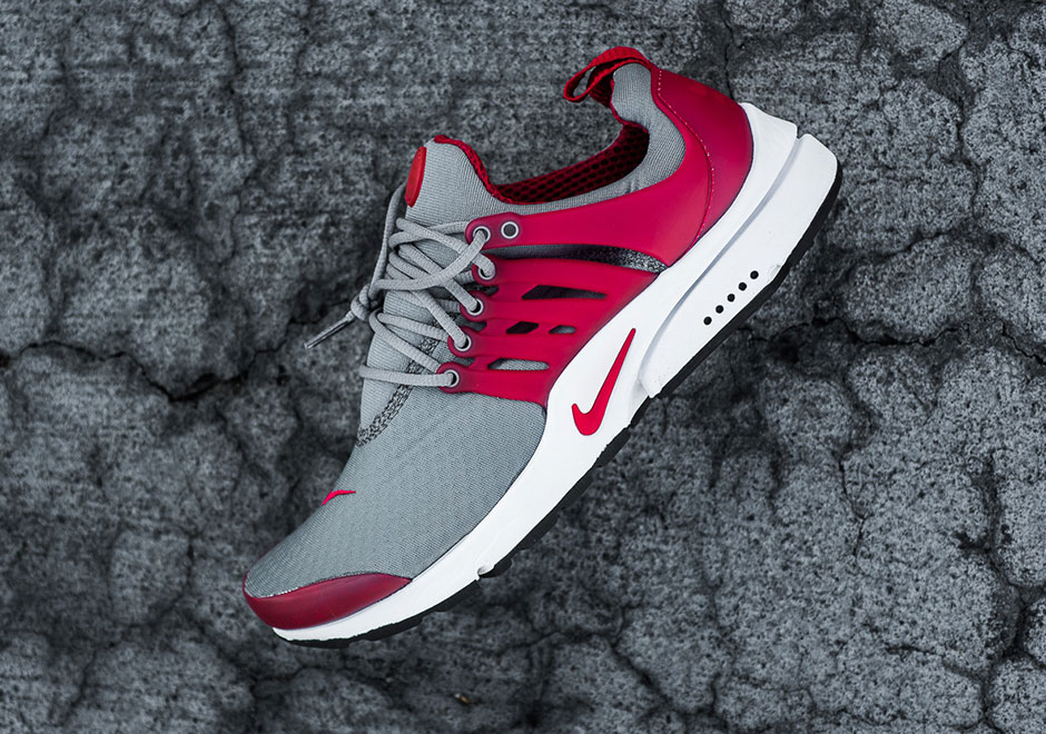 """watch f28ba 05394 ... Grey The Nike Air Presto Essential is now available in the the famous  """"UNLV"""" color ..."""