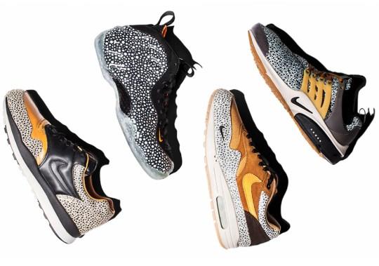 Nike Revisits The History Of Safari
