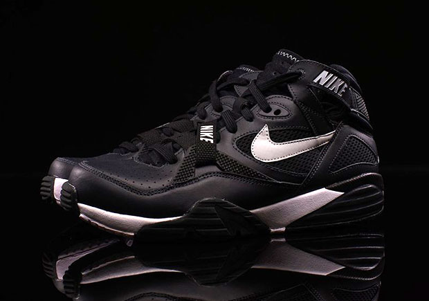 Nike Air Trainer Max 91 Black Leather